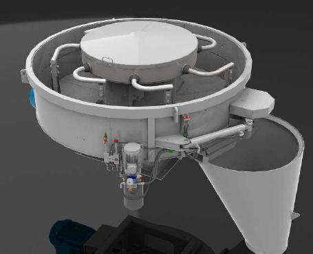 Устройство для автоматической промывки гидросооружений от наносов